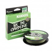Шнур плетеный Kudos 8X Carpline PE 0,24mm 150m